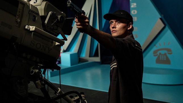 """Bartosz Bielenia gra główną rolę w filmie """"Prime Time"""""""