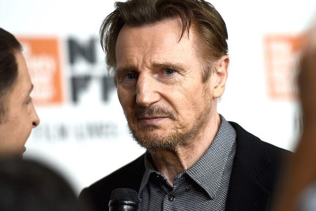 """Liam Neeson musiał powiedzieć sobie """"dość"""""""
