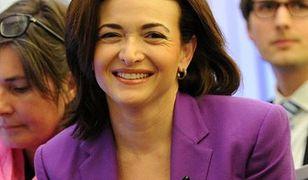 7 rad dla kobiet od Sheryl Sandberg