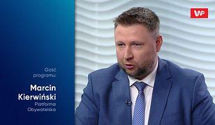 Siostrzeniec Mateusza Morawieckiego protestuje przeciwko TVP. Komentarz Marcina Kierwińskiego