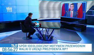 """Rzecznik rządu broni Andrzeja Dudy. """"Nie powiedział złego słowa na osoby LGBT"""""""