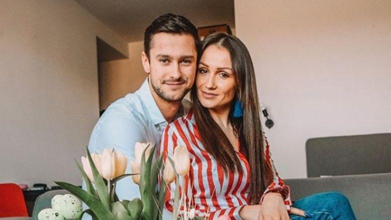 Sylwia Madeńska i Mikołaj Jędruszczak