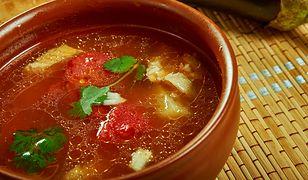 Zupa rybna Halaszle