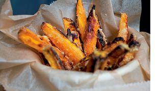 Frytki z marchewki. Jeszcze lepsze od tradycyjnych