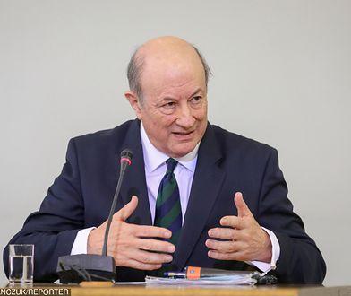 Komisja śledcza VAT. Były minister finansów Jan Vincent Rostowski zabiera głos