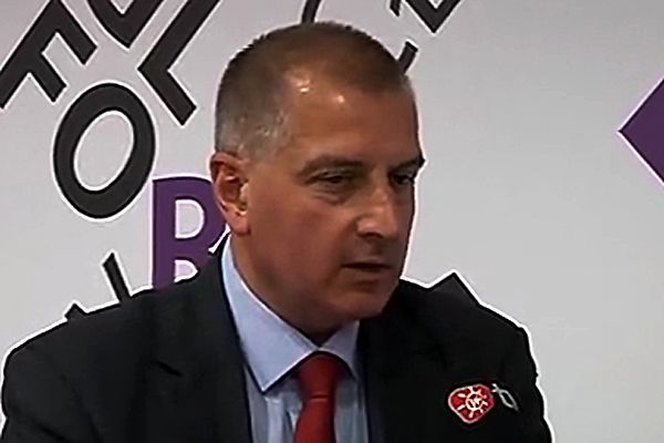 Prezydent Wrocławia Rafał Dutkiewicz