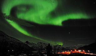 Zorza polarna - niesamowite widoki!
