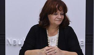 Jadwiga Staniszkis: minister Kudrycka chce zniszczyć etos wiedzy humanistycznej