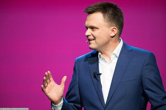 Szymon Hołownia kandydatem w wyborach prezydenckich 2020