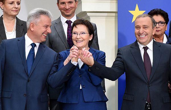 Ewa Kopacz: nie powinniśmy być czynnym uczestnikiem konfliktu na Ukrainie