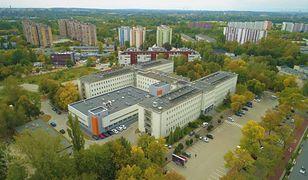 Sosnowiecki szpital dołączył do placówek, które wstrzymały przyjęcia pacjentów.