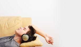 Słuchawki pozwalają w pełni oddać się ulubionej muzyce