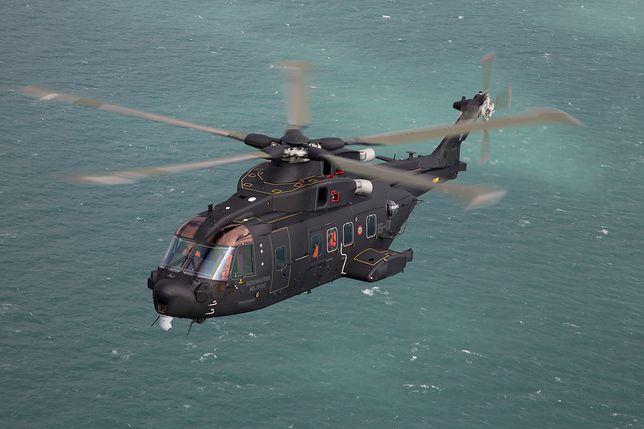 HH-101 Ceasar, czyli AW101 Włoskiej Marynarki Wojennej