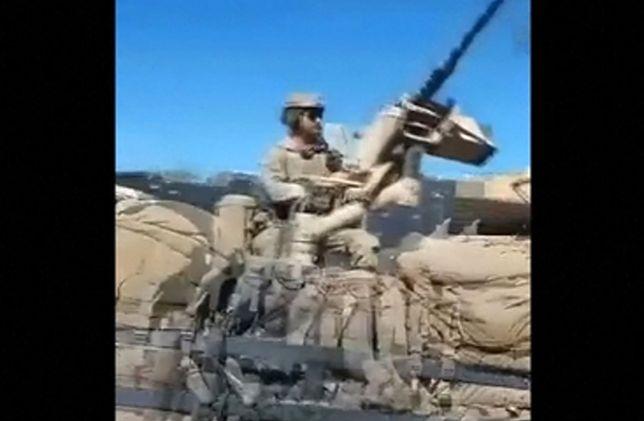 Media: rebelianci zmusili żołnierzy USA do opuszczenia Al-Raj w Syrii