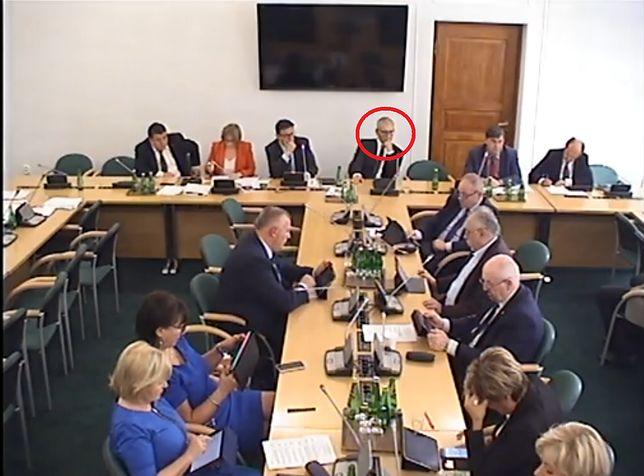 Po aferze z romansem Stanisław Pięta miał zniknąć z Sejmu. Ale tak się nie stało