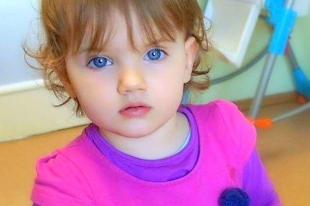 To jedyna szansa na uratowanie oczu 2-letniej Bianki. Potrzeba 1,5 mln zł