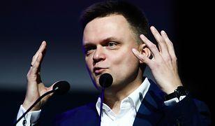 Szymon Hołownia chce wystartować w wyborach prezydenckich