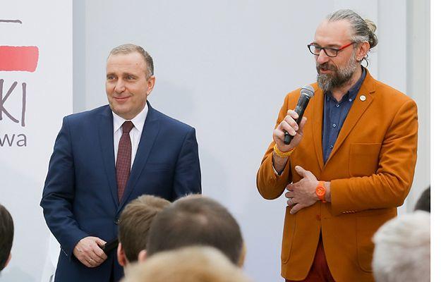 Grzegorz Schetyna, Mateusz Kijowski