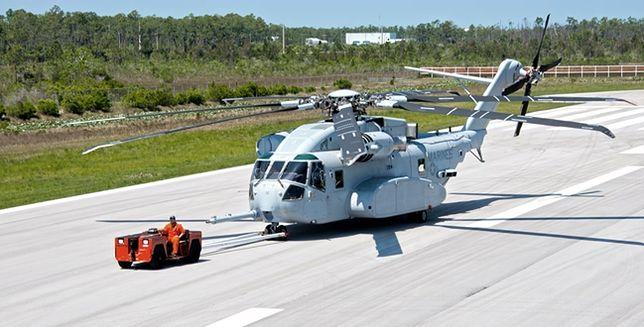 CH-53K King Stallion - najpotężniejszy helikopter świata