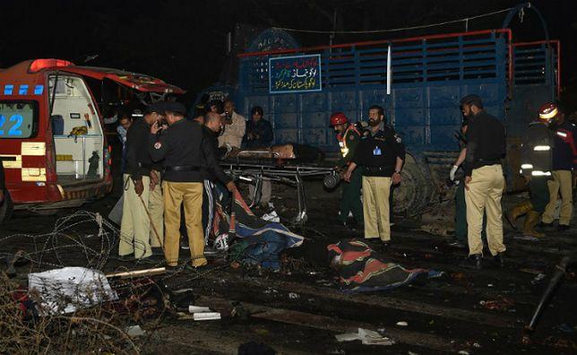 Pakistan: wybuch bomby podczas protestu w Lahaur. 10 zabitych