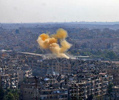 Rosyjskie wojsko ogłasza, że pomogło ewakuować 8 tys. cywili z Aleppo