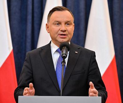Koronawirus w Polsce. W Radomsku odwołano spotkanie wyborcze z Andrzejem Dudą