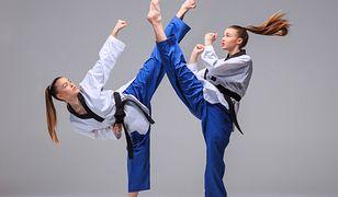 Taekwondo to koreańska sztuka walki