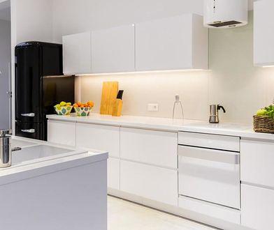 Klasyczna biała kuchnia to połączenie klasyki i ponadczasowości