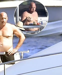 """Vin Diesel z dumą pręży ciało. Dawne bożyszcze mówi: """"Wrzuciłem na luz"""""""