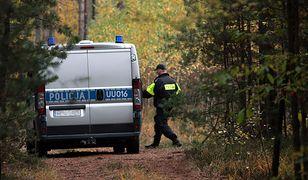 Puszcza Notecka. Policja poszukuje podejrzanego ws. podpalenia