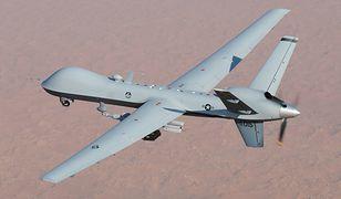 """Amerykanie po raz pierwszy pokazali drony stacjonujące w Polsce. MQ-9 Reaper - """"żniwiarze"""""""