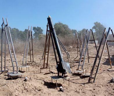 Kassam – broń Hamasu. Rakieta z rury kanalizacyjnej