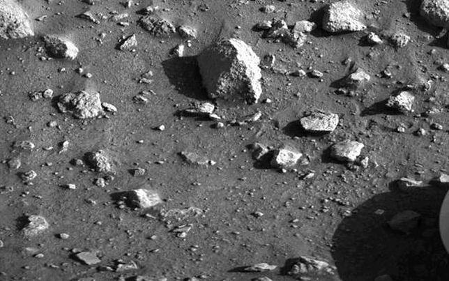 Meteoryt z Marsa ma 4 mld lat. Naukowcy odkryli w nim ślady potencjalnego życia
