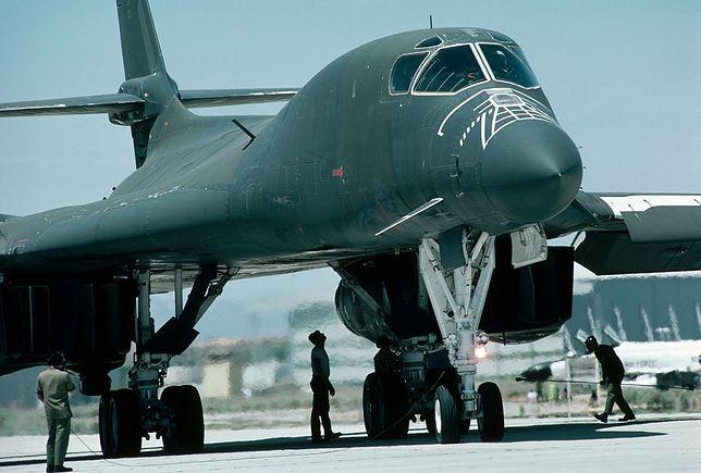 B-1B Lancer w badzie Edawards