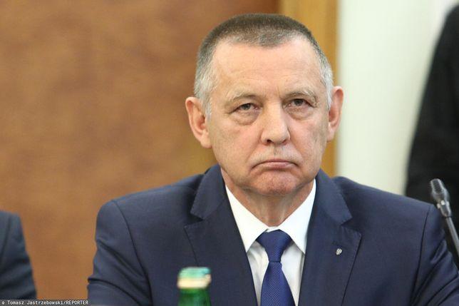 Marian Banaś złożył zawiadomienie przeciwko swojemu zastępcy. Chce odwołania Tadeusza Dziuby