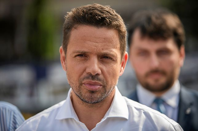 """Cezary Tomczyk zdał relację z """"interwencji"""" Trzaskowskiego"""