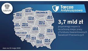 Koronawirus. Dolny Śląsk liderem pomocy dla przedsiębiorców. Udało się uratować ponad 100 tys. miejsc pracy