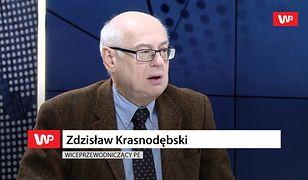 Zdzisław Krasnodębski krytykuje Jerzego Owsiaka