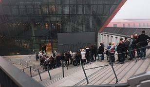 Incydent na Nocy muzeów w Gdańsku. Przerwany utwór ze słowami Tuwima
