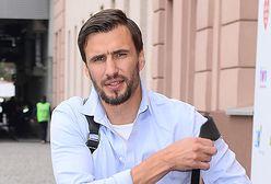 Jarosław Bieniuk karmi syna. Pokazał wspólne zdjęcie