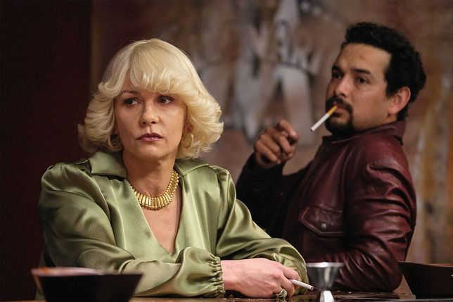 "Catherine Zeta-Jones jako ""Kokainowa matka chrzestna"""