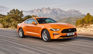 Nowy Ford Mustang (2018)