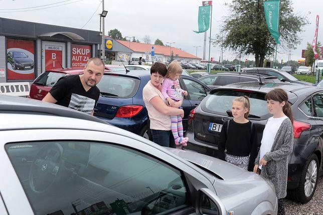 Wymarzony samochód szybko może zmienić się w skarbonkę bez dna