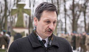 """Grzegorz Kuprianowicz stwierdził, że AK popełniło """"zbrodnię przeciwko ludzkości"""""""