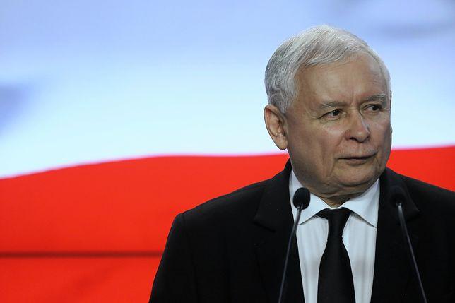 Jarosław Kaczyński podkreślał, że do polityki nie idzie się dla pieniędzy