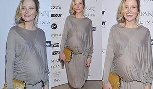 Marieta Żukowska rodzi już za miesiąc