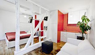 Pomysły na aranżację jednopokojowego mieszkania