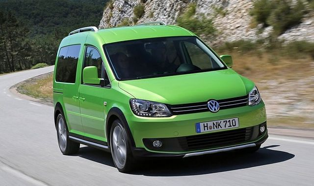 W 2013 r. sprzedano 551 900 użytkowych Volkswagenów