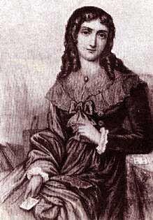 Przepowiedziała śmierć Robespierre'a i  klęskę Napoleona