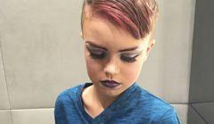 Ma zaledwie osiem lat i uczy się makijażu w stylu drag queen